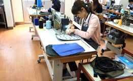 鞄縫製者トレーニングセンター